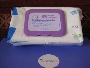 Nonabox Salviette Mustela