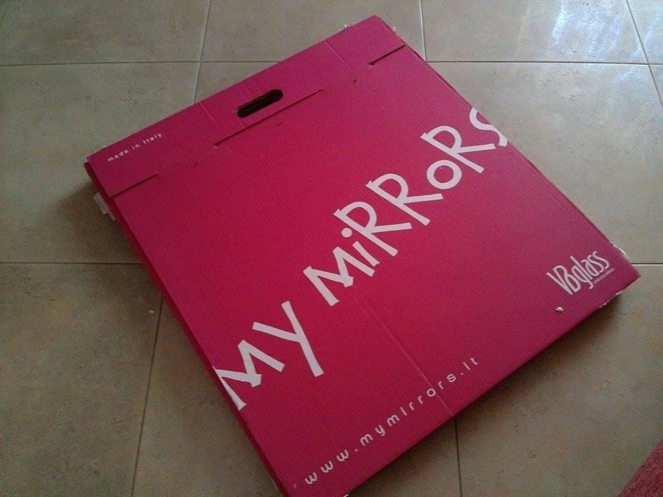 MyMirrors-imballaggio