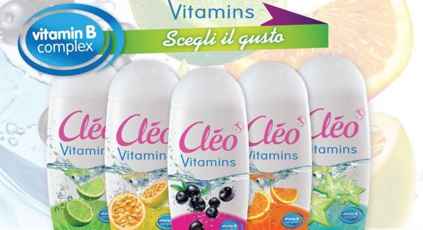 Docciaschiuma-Clèo-Vitamins-Paglieri