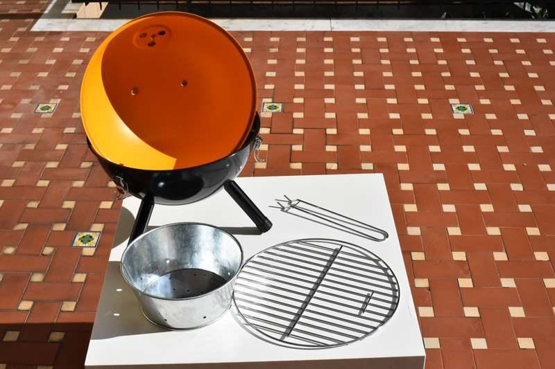 Caminetto 12 per barbecue di design a spasso con bea - Barbecue di design ...