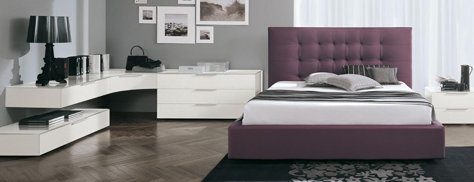 Come arredare al meglio la camera da letto a spasso con bea - Camera matrimoniale moderna ...
