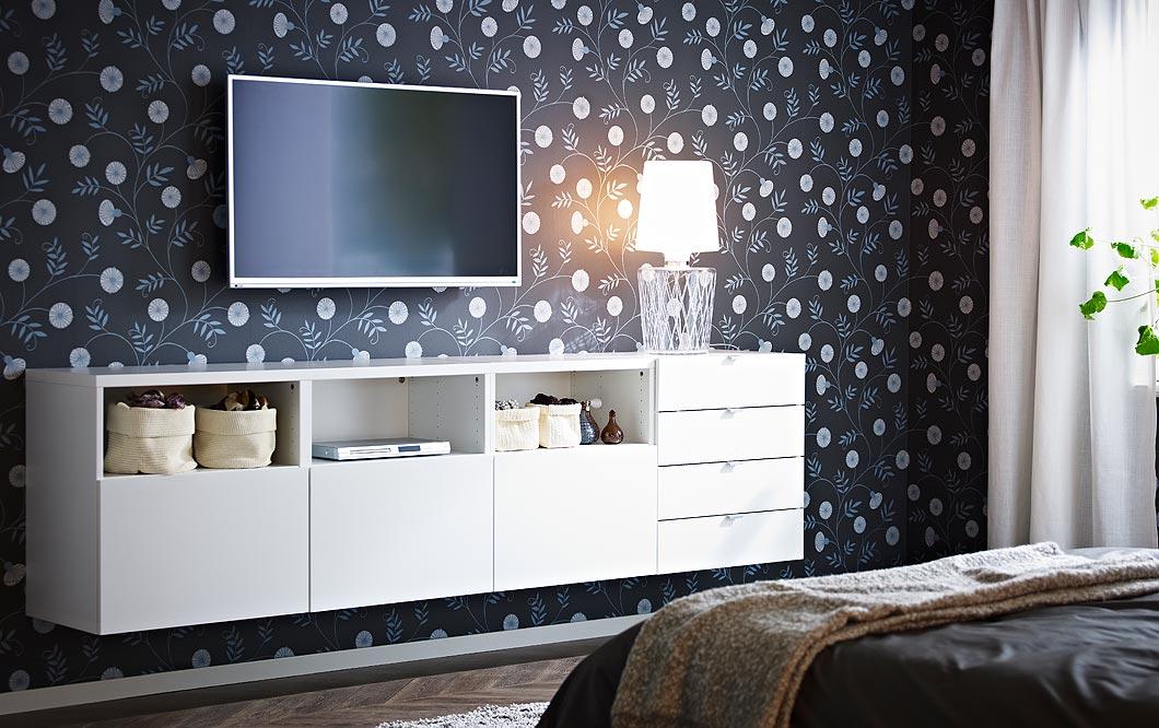 Come arredare al meglio la camera da letto a spasso con bea - Camera da letto con tv ...