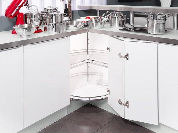 Le moderne cucine ad angolo ecco le migliori marche a - Mobile cucina ad angolo ...