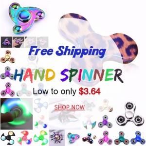 Sammydress Hand Spinner Banner
