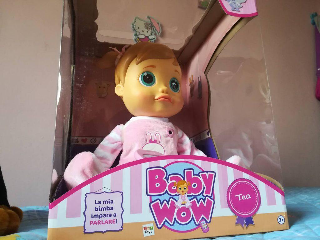 Baby Wow Tea IMC Toys