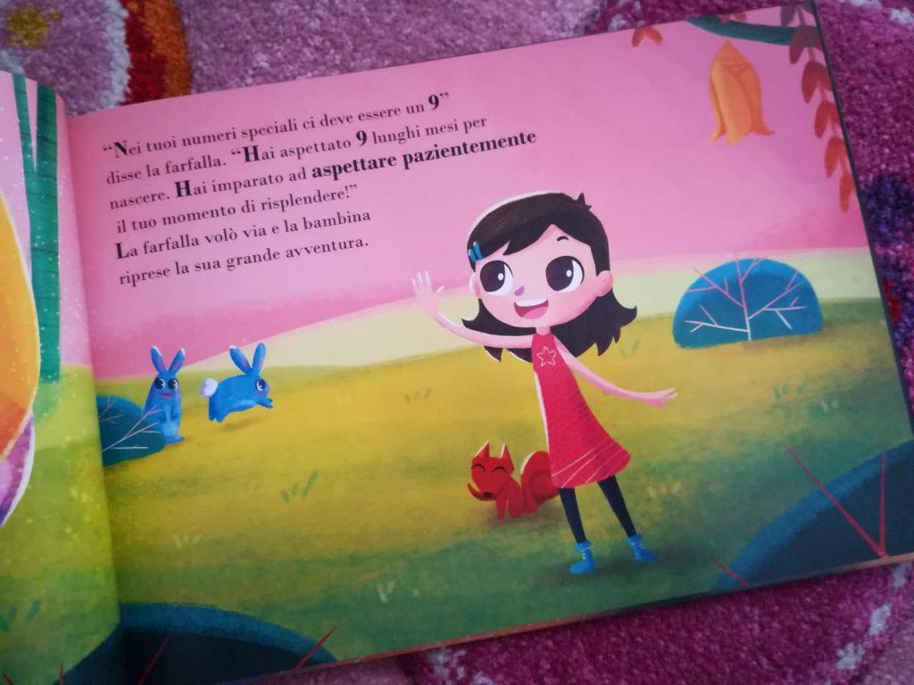 i miei numeri magici - libro personalizzato