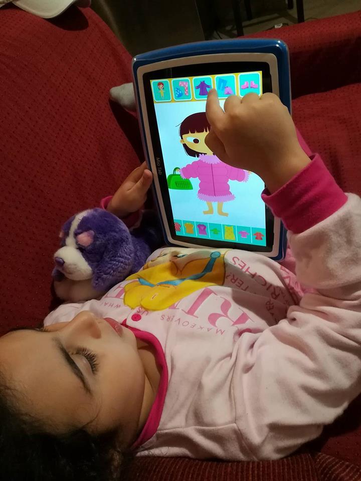 Tablet e bambini - Mio Tab 10 Lisciani