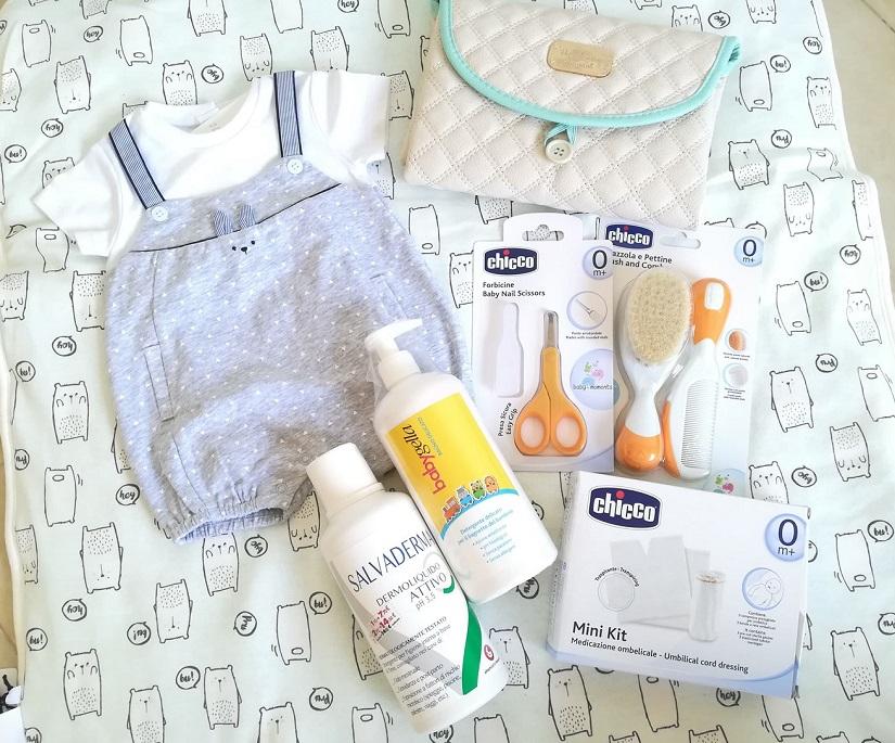 Prepariamo la valigia per il parto: che cosa serve.