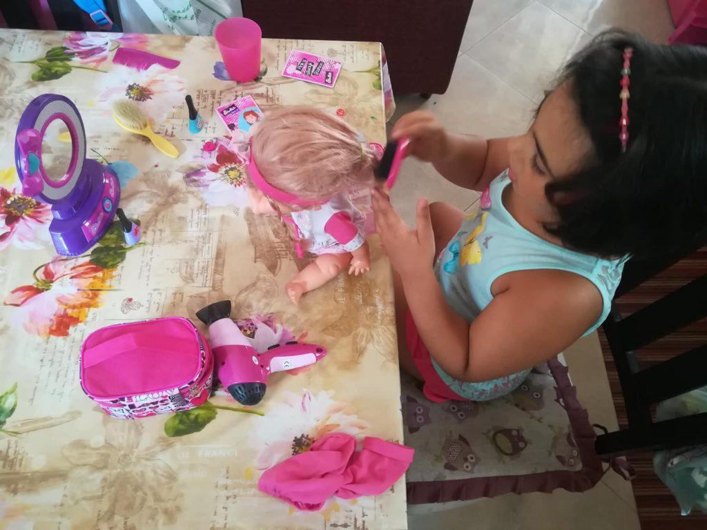 Globo giocattoli Sbelletti Beauty Set