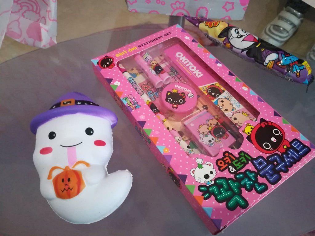 Kawaii Box Halloween