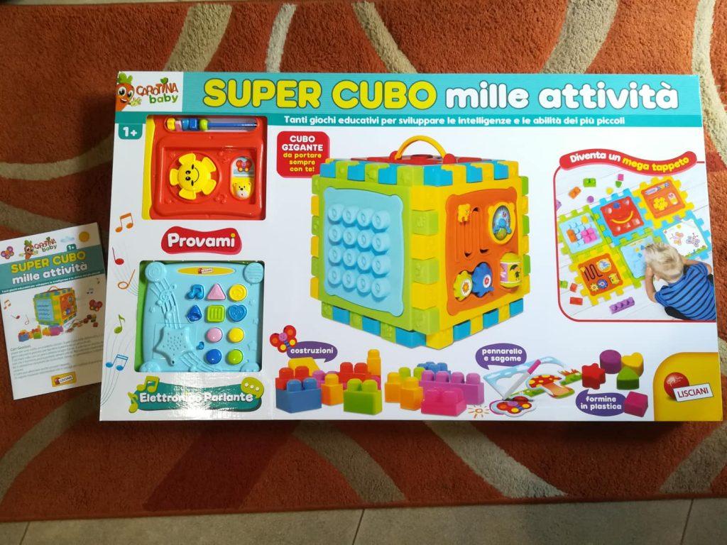Super Cibo Lisciani - giochi educativi