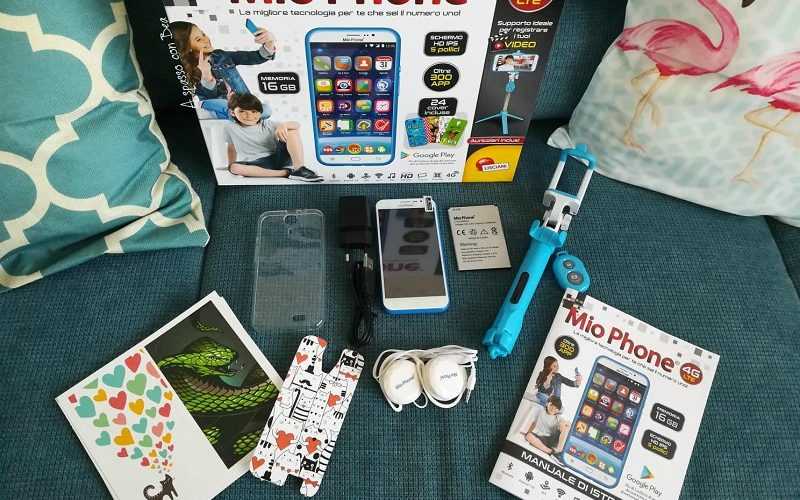 Mio Phone Lisciani: lo smartphone adatto ai bambini