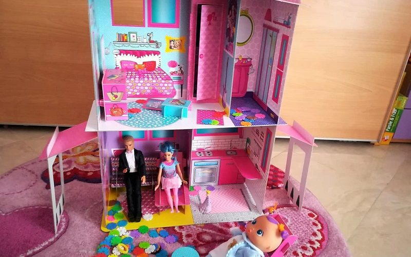 Barbie Dreamhouse Lisciani