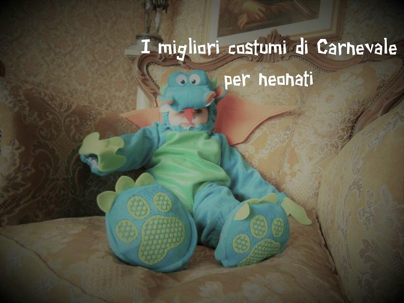 i migliori costumi di carnevale per neonati