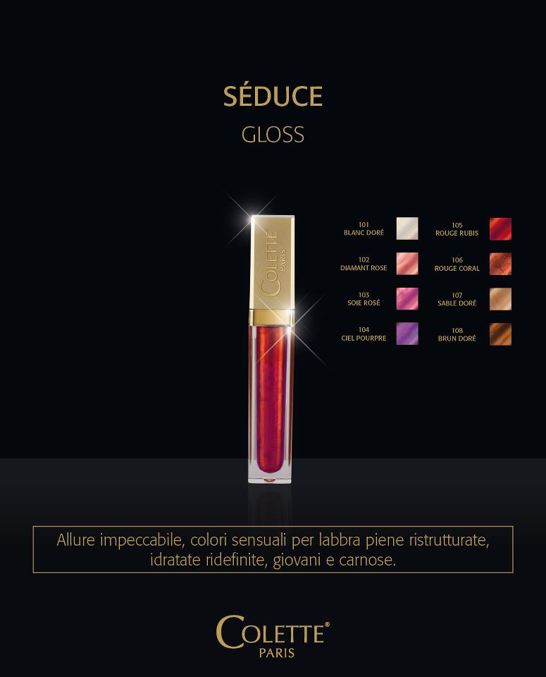 Seduce Gloss-nuances