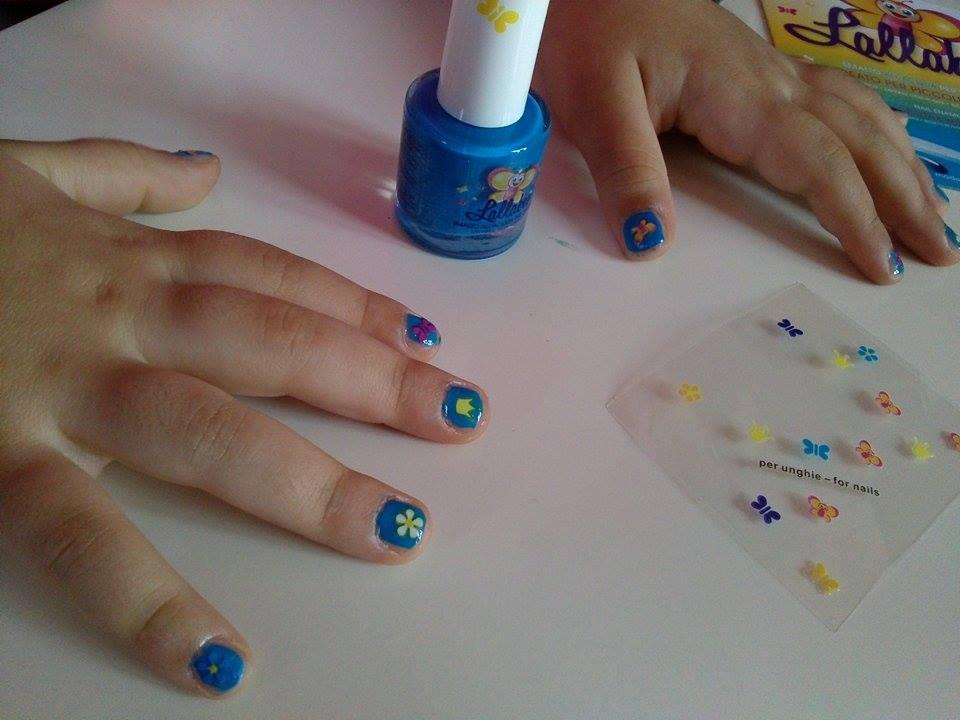Lallabee manicure