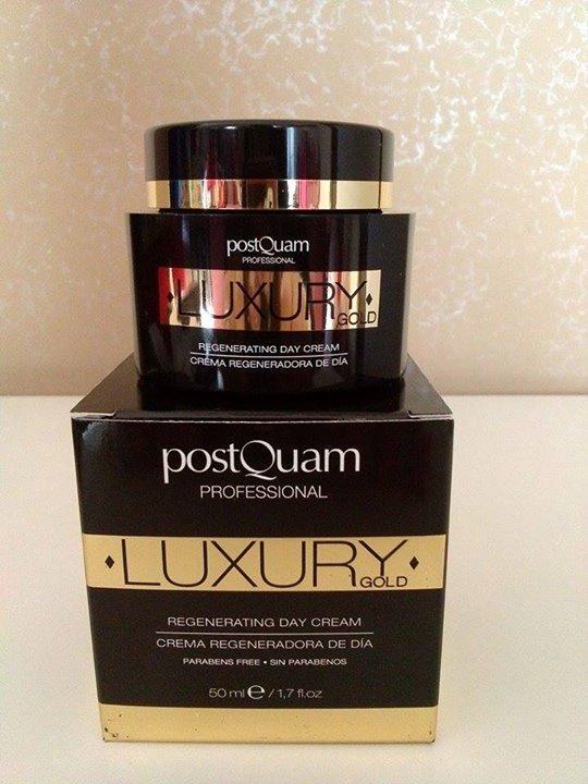 Postquam Luxury Gold viso