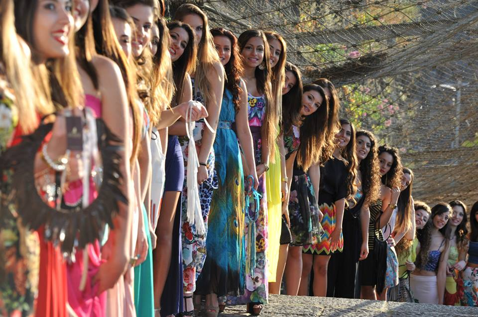 Le ragazze di #Siciliescion 2015 - Foto di Massimo Pantano