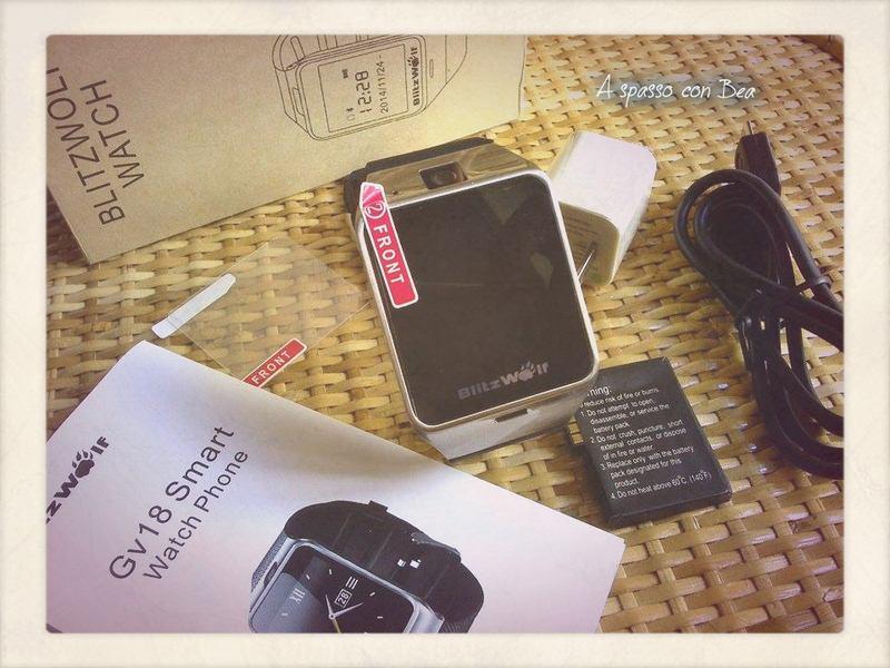 Banggood-Smartwatch