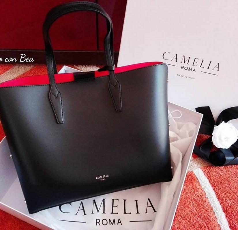 Camelia Roma: quello che una borsa può dire A Spasso con Bea