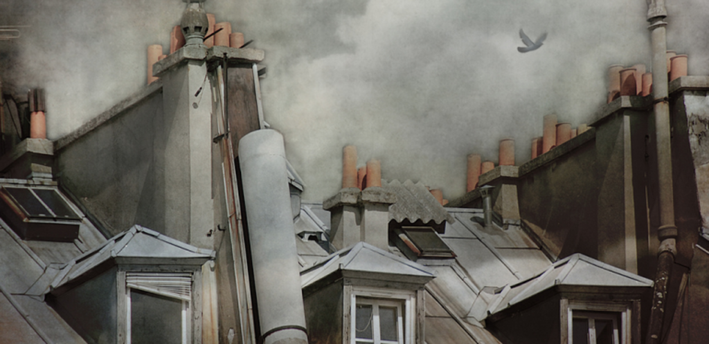 Sophie-sui-tetti-di-Parigi