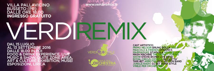 Verdi Remix banner 900x300