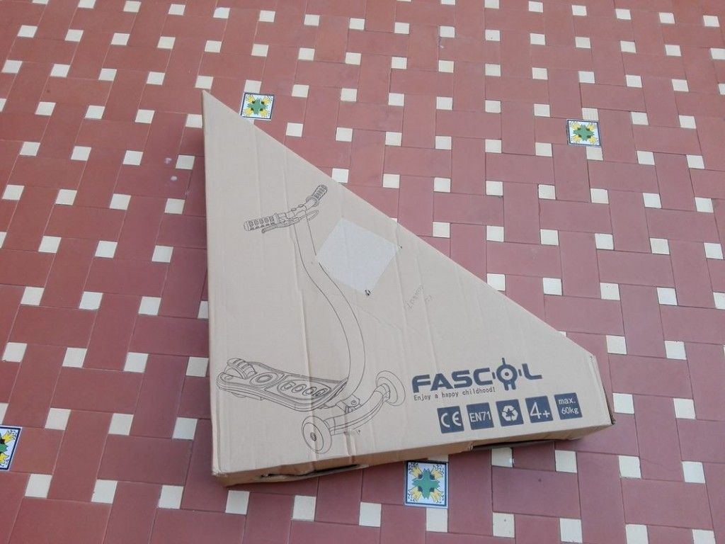 2-Fascol-monopattino