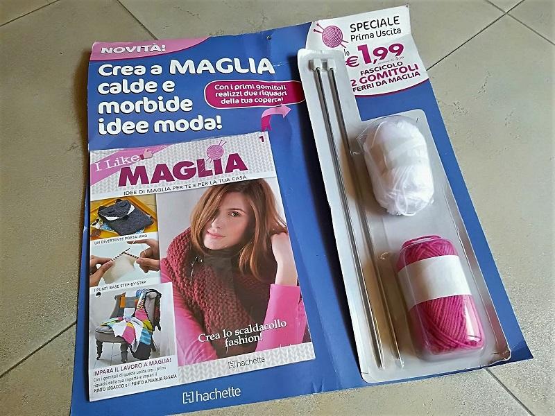 In Edicola Maglia.I Like Maglia Novita Hachette In Edicola Dal 29 Agosto A