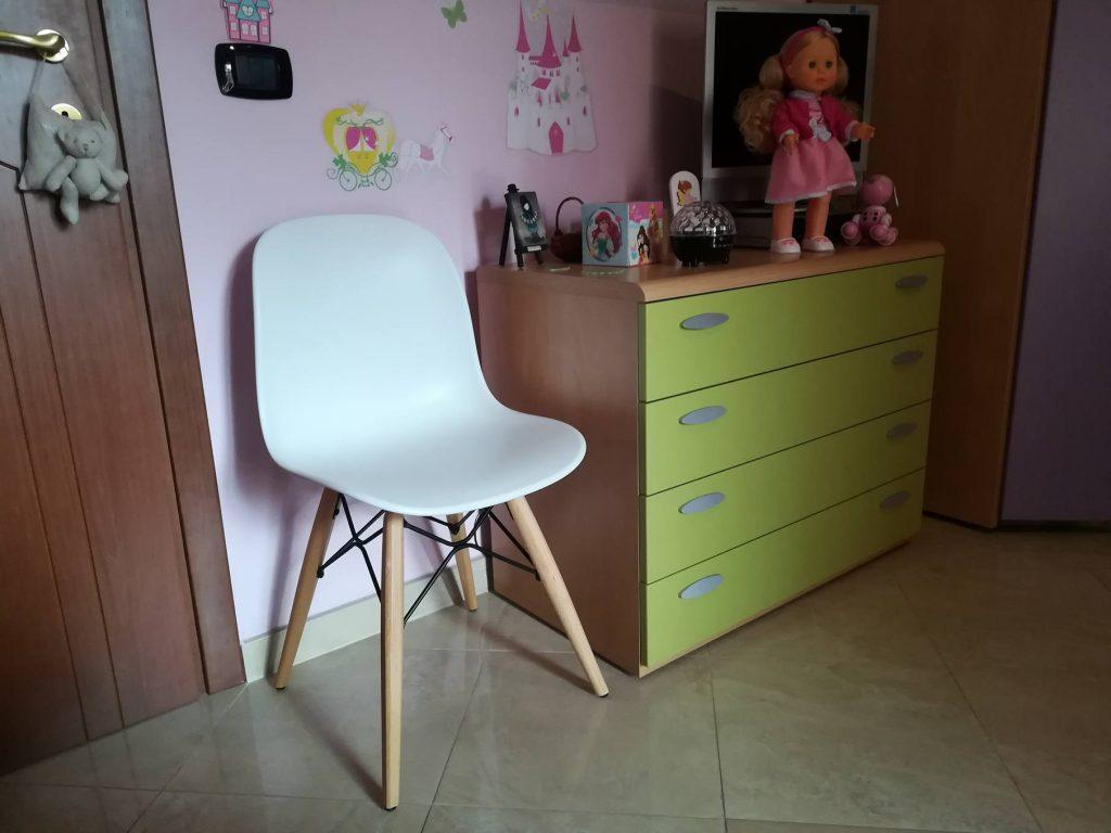 Bristol La sedia di design