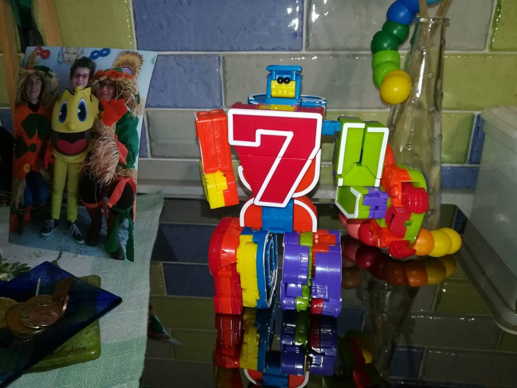 Letrabots Number Combo
