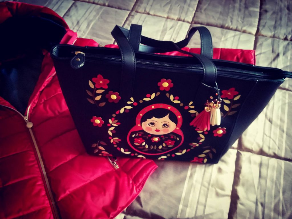 Tote Bambole Russe Vendula London