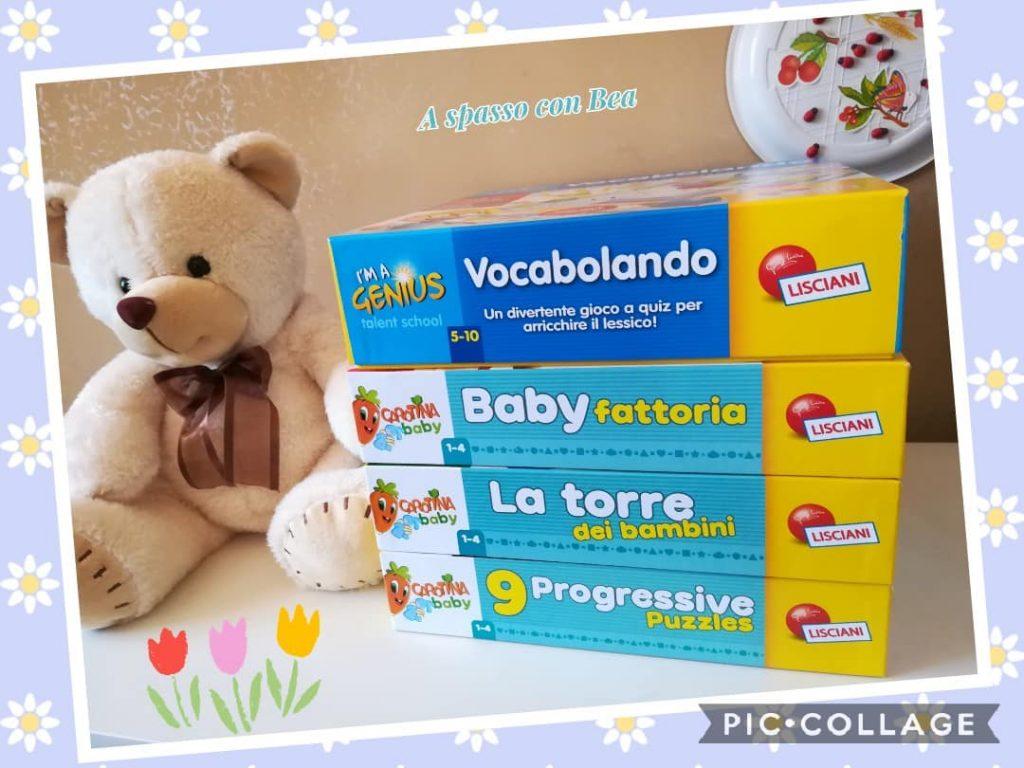 Carotina Baby Lisciani