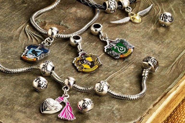 Regali per amiche - Charm di Harry Potter