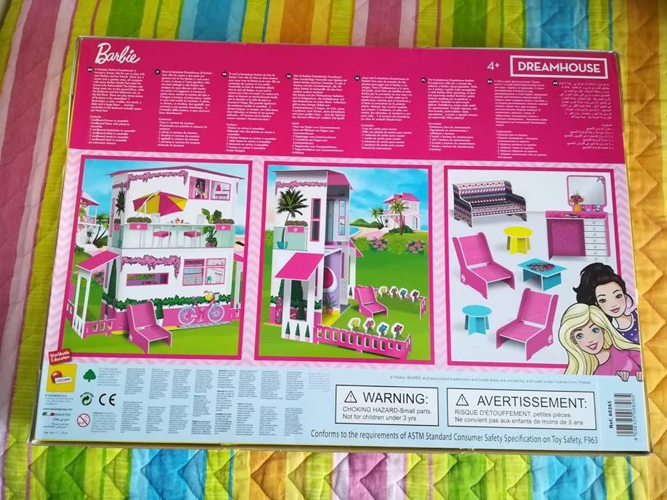 Barbie Dreamhouse Lisciani