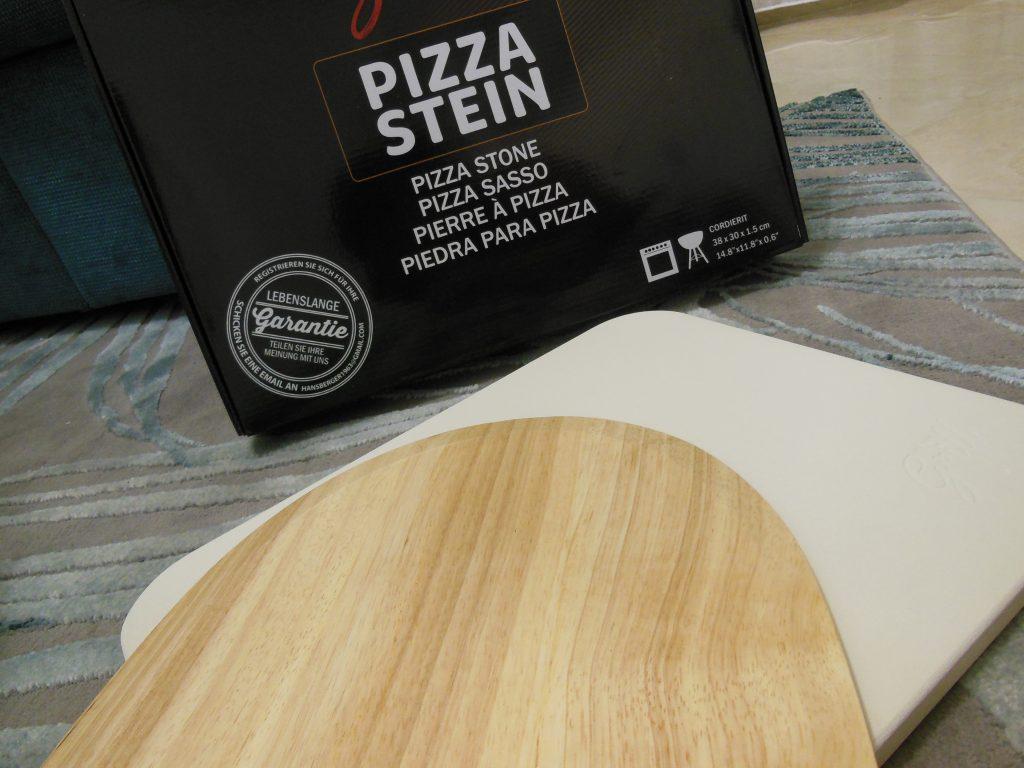 Pizzastein Hans Grill Pietra Refrattaria