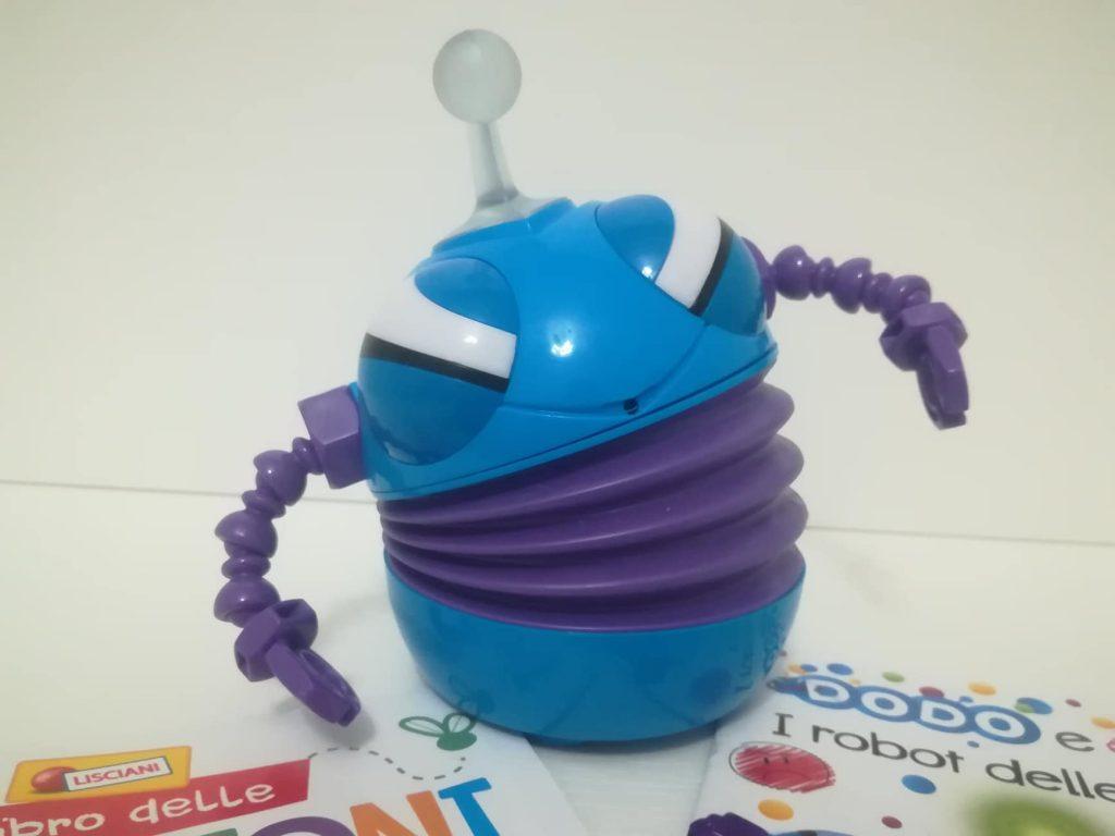 Dodo e Luna, robot delle emozioni