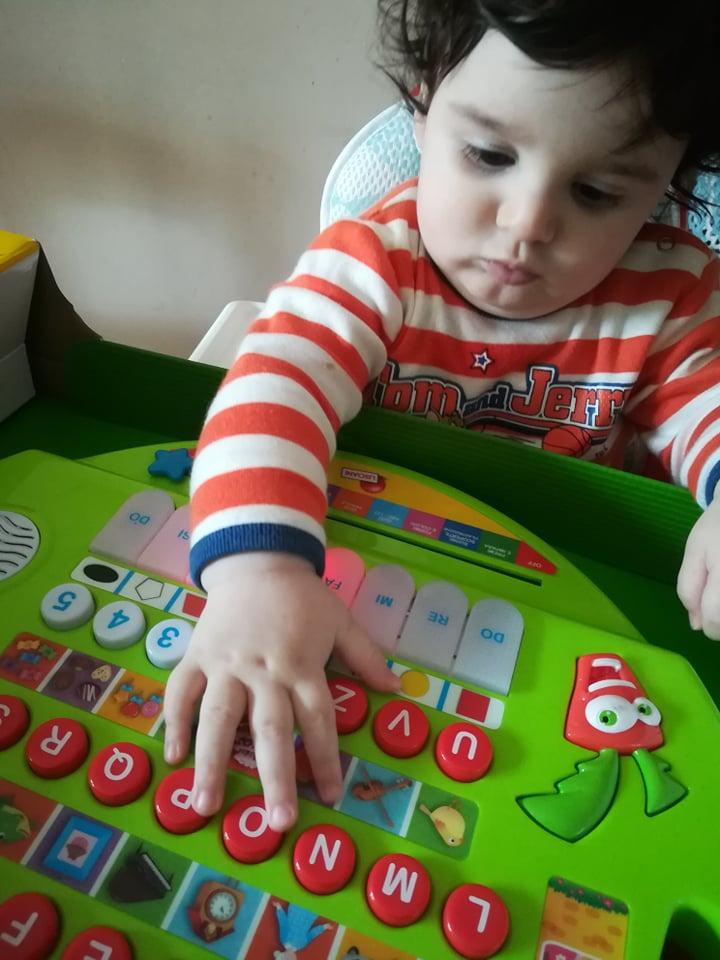giochi parlanti: super scuola dei bambini