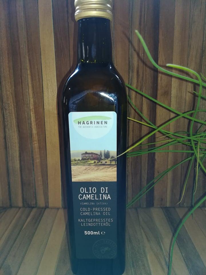 olio di camelina Hagrinen