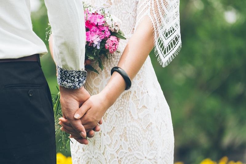 4 motivi per cambiare abito da sposa dopo la cerimonia