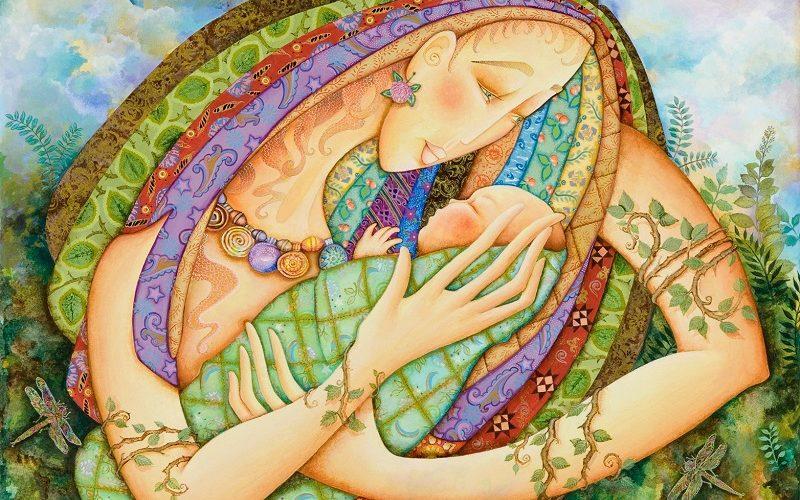 Quando nasce un bambino nasce una mamma
