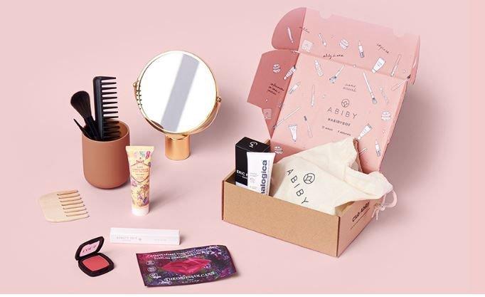 Regali di Natale 2019 - Abiby beauty box