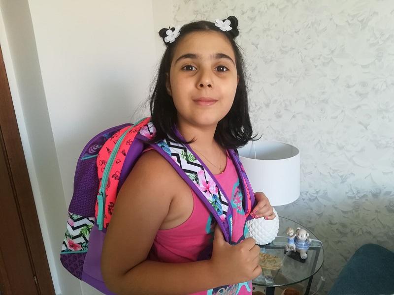 Bea, back to school 2020 con Mitama