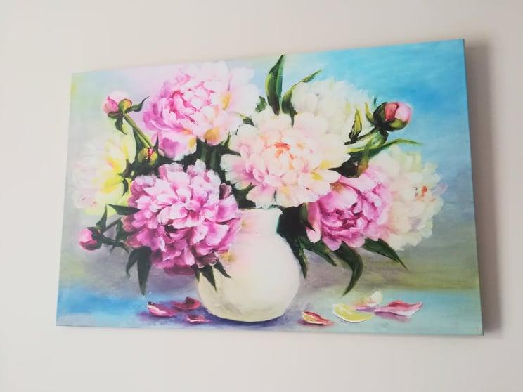 Bouquet of Happiness - Bimago Regali per l'anniversario dei genitori