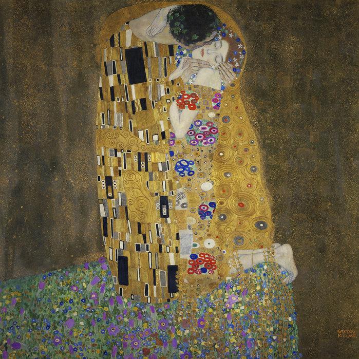 Bacio, Klimt