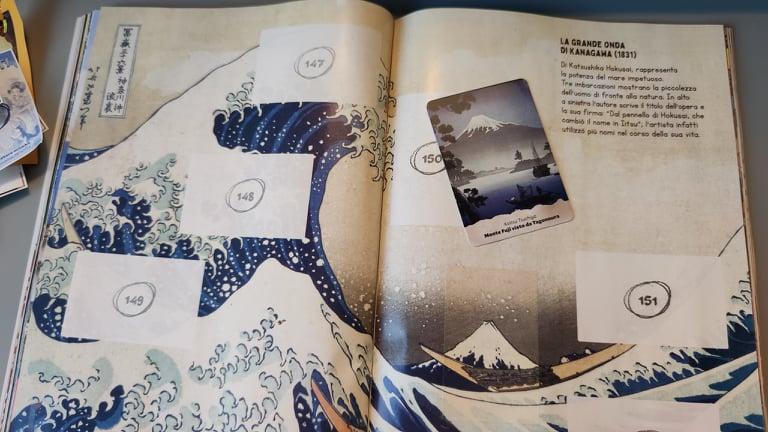 Artonauti, L'Onda di Kanagawa