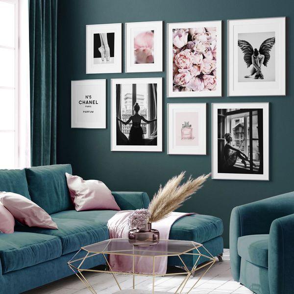 Come realizzare una gallery wall con i poster Dear Sam